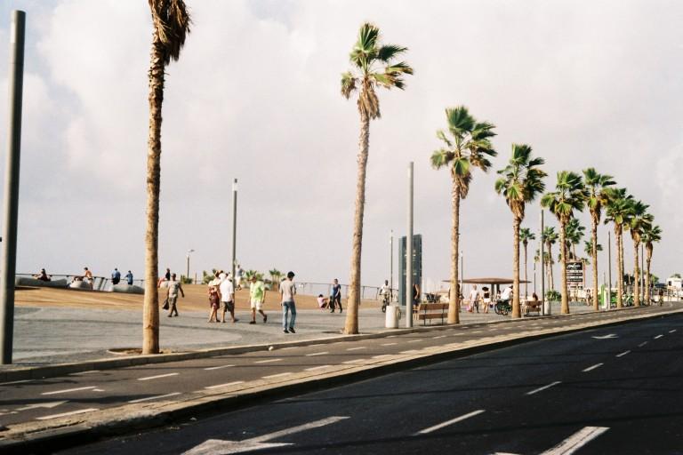Ocean Drive Tel Aviv