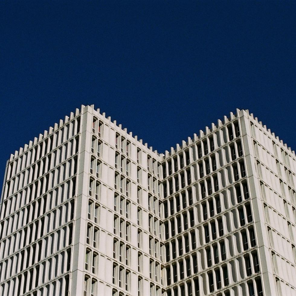 Paris Brutalism